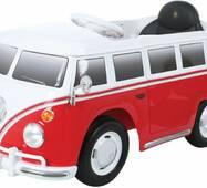 Мікроавтобус Rollplay VW bus T2 12V, RC (колір - red)