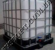 Еврокуб (кубовая емкость, контейнер 1000 л)