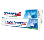 Зубна паста Blend-a-med Anti-Cavity Naturals Mineral Salt 100 мл Німеччина
