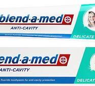 Зубна паста Blend-a-med делікатне відбілювання 100 мл Німеччина оригінал