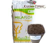 """Органічний субстрат """"Milaflor"""", 250 літрів (ph 5,5 - 6,5) фракція 0-20 мм"""