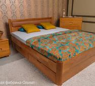 Ліжко Margo з шухлядами