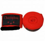 Бинт Champion (цветной) 2 шт по 2 м.