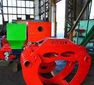 Захват 220 для кран-манипулятора для леса от производителя