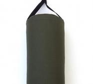 Мешок боксерский ткань. Украина 450х180 (4кг)