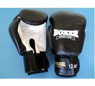 Перчатки боксерские 12oz кожа Boxer. Украина