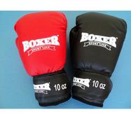 Перчатки боксерские 12oz к/з Boxer. Украина
