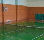 Стойки универсальные теннис/волейбол с устройством натяжения троса