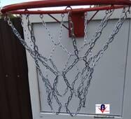 Сетка баскетбольная металлическая КЛАСІК