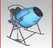 Гравітаційна бетономішалка БСР-300 (220 В)