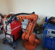 Промисловий робот маніпулятор IRB 1400