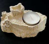 Гіпсова статуетка Храм Парфенон в Афінах Ст/036