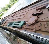 Понтон НЖМ-56 (наплавний залізничний міст) з судновим білетом