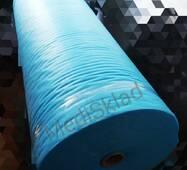 Простирадло одноразове(флізелін) довжина 500 м, ширина 800мм товщина 20г/м2