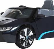 Електромобіль Rollplay BMW i8 Spyder 12V, RC (колір - black)