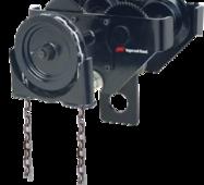 Візки і балкові затискачі модель PT010-8/GT010-8-10 купити в Сумах