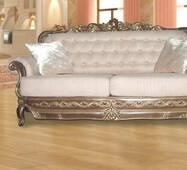Комплект мягкой мебели Верона в Барокко стиле