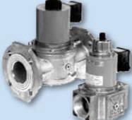 Одноступінчаті електромагнітні клапани тип MVD купити недорого