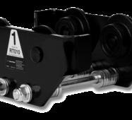 Візки і балкові затискачі модель PT005-8 купити недорого
