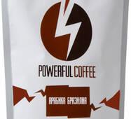 Кава в зернах Бразилія Сантос