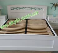 Дерев'яне ліжко Верона з підйомним механізмом