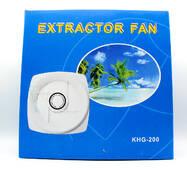 Вентилятор вытяжной Extractor Fan KHG-200
