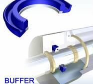 Штоковые уплотнения BUF-K29 купить в Киеве