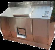 Утилизатор пищевых отходов промышленный FC-500 максимальная загрузка 500 кг купить в Виннице