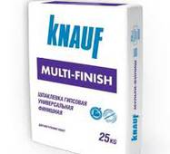 Шпаклівка гіпсова KNAUF Multu-Finish