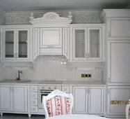 Дерев'яні меблі для кухні та столової в стилі Прованс