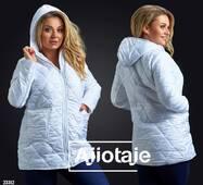 Куртка - 23312 (білий)