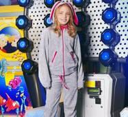 Дитячий костюм з вушками