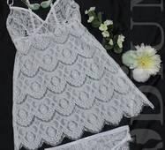 Женский комплект нижнего белья Eleonora (WHITE)