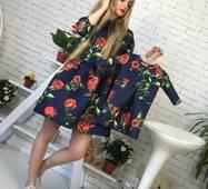 Набір сукні (синій) kll - 6064368