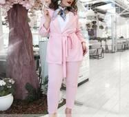 Костюм 3ка №671-рожевий