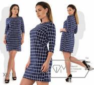 Красивое  женское платье,батал р. 48,50,52,54  Фабрика Моды