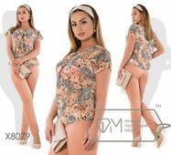 Модний жіночий костюм, батал р.48, 50,52,54  Фабрика Моди