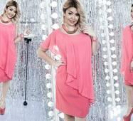 Вечернее  платье женское батал р.48-50,50-52,52-54  ST Style
