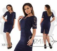 Святкова  жіноча сукня, батал р. 48,50,52,54  Фабрика Моди