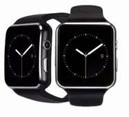 Смарт часы Smart Watch Phone X6 Black под Сим карту!