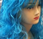 Перука Ельзи довге волосся