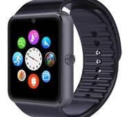Смарт часы Smart Watch Phone GT08 Black под Сим карту + спиннер в подарок! Супер цена!