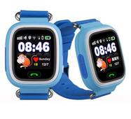 Умные детские смарт часы Smart Baby Watch Q100 Синие с GPS трекером Новинка