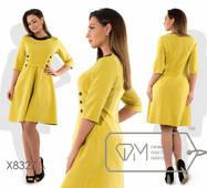 Платье женское,батал р.48,50,52,54  Фабрика Моды  XL