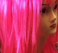Перука Довге волосся, прямі, вага 120 грам