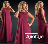 Женское платье,батал р.  46-48, 50-52, 54-56   Ajiotaje XL