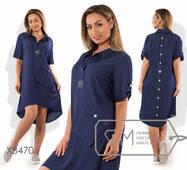 Сукня жіноча, батал р. 48,50,52,54  Фабрика Моди XL