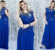 Вечірня  сукня жіноча батал р.48, 50,52  ST Style
