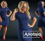 Жіноча сукня, батал р.48, 50, 52, 54 Ajiotaje XL