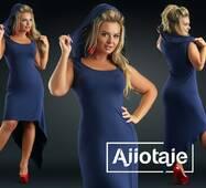 Жіноча сукня, батал р.  48, 50, 52, 54   Ajiotaje XL